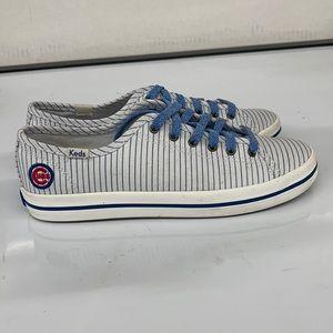 Keds Chicago Cubs shoes MLB baseball sz 7